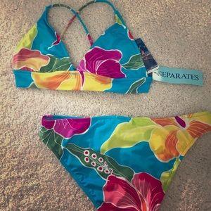 NWT Roxy Bikini 👙Size M